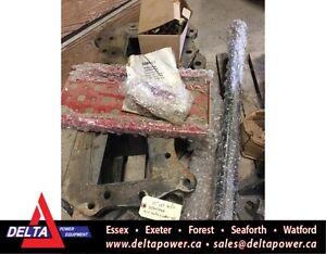 """Case IH 10"""" Ladder & Axle Extension"""