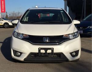 2015 Honda Fit EX CVT - ACCIDENT-FREE, TRADE-IN