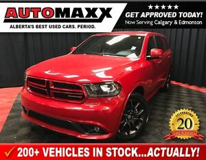 2016 Dodge Durango R/T AWD Loaded!!