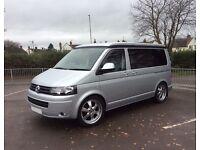 VW T5 T28 Trendline 1.9TD 102BHP Campervan Reflex Silver 2013 - £34,995.00