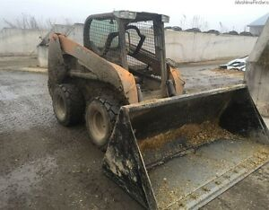 2014 Case SR250 Skid Steer