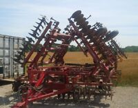 2001 Case IH 4200 Soil Finisher