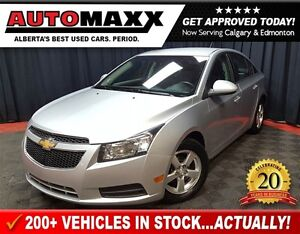 2012 Chevrolet Cruze LT Turbo!