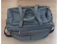 Roncato Polaris Travel Bag Sports Bag Weekender 55 Cm (blu)