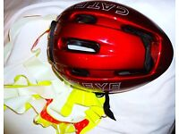 Bike helmet CATEYE - CHARITY SALE (raising money for homeless cats and dogs)