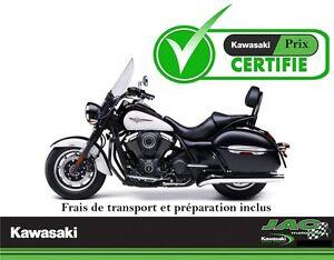 2014 Kawasaki Vulcan 1700 Nomad ABS SE 44.13$*/sem**Transport Pr