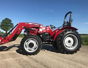 Case IH 55 Compact Tractor