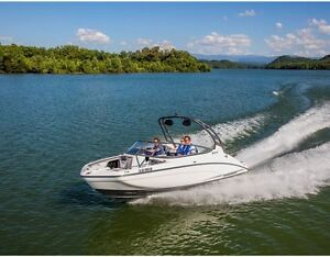 2017 Yamaha 212 Limited S Sport Boat