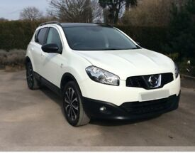 2014 Nissan Qashqai 1.6 2WD 5dr 29000 millage and full services