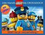 Gebruikte LEGO CITY NINJAGO STAR WARS CASTLE FRIENDS