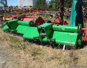 7.5ft John Deere 26 Flail Shredder