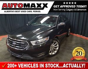2015 Ford Taurus Limited AWD w/Leather/Nav/Pano Roof!