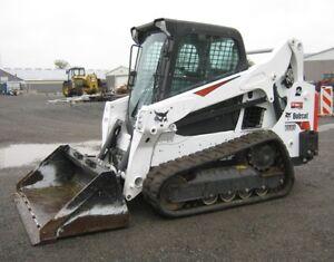 Bobcat T595 Skidsteer