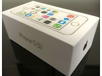 NEW - Unlocked Apple iPhone 5s, Gold, 64GB, brand new in box