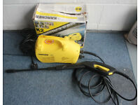 Karcher K2 Pressure Washer with Lance an hose (Spares or Repair)