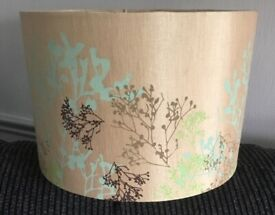 Two lightshades for sale
