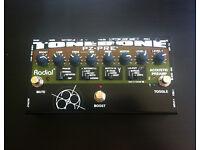 Radial Pz-Pre Tonebone
