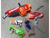 Nerf gun bundle (or make me an offer for individual guns)