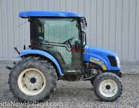 2009 New Holland Boomer 3040 Tractor