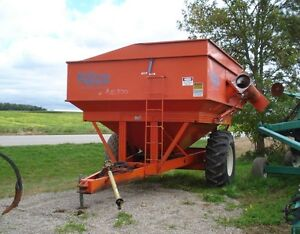 Killbros 475 Grain Buggy