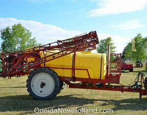 2004 Gregson 1000 Gal Sprayer