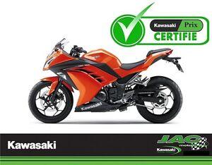 2016 Kawasaki Ninja 300 ABS PDI INCLUS