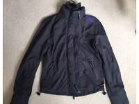 Womens Black Superdry jacket