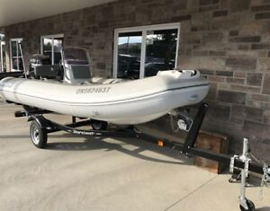 2018 Gala A400L Inflatable Boat Package