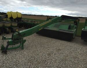 2008 John Deere 835 Mower Conditioner