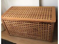 Wooden storage/toy box for sale!