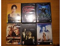 DVD clear out - all DVDs £1 each
