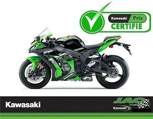 2016 kawasaki Ninja ZX-10R ABS Kawasaki Racing Team Edition 47.1