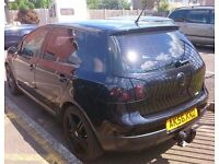 VW GOLF BLACK EDITION 1.6 FSI SPORT GTI R32 GREAT CAR VOLKSWAGEN