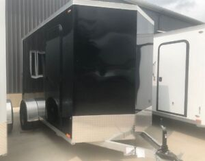 2019 Legend 6'x13' Aluminum Trailer