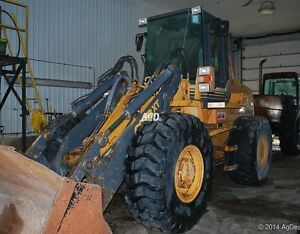 Case 621B XT Wheel Loader