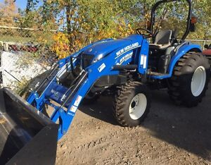 2016 New Holland Boomer 46D Tractor