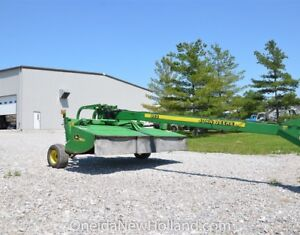 John Deere 955 Disc Mower Conditioner