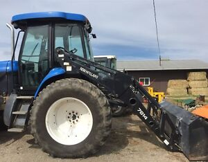 2006 New Holland TV145 BiDirectional Tractor