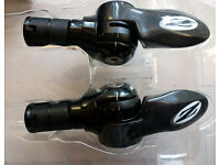 Zipp Vukashift Time Trial Barend Gear Levers for Shimano 10 speed