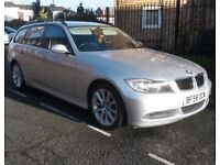 Bmw estate 320D SE 2.0 174 bhp 137000 miles full bmw service history timing chain waterpump changed