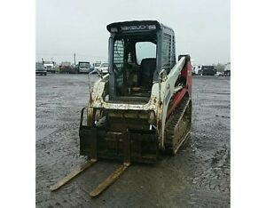 2006 Takeuchi TL130 Tracked Skid Steer at Auction