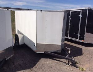 Miska Mustang STET 5'x10' Enclosed Trailer