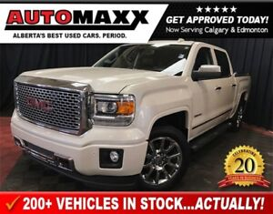 2015 GMC Sierra 1500 Denali Crew Cab! Loaded!!