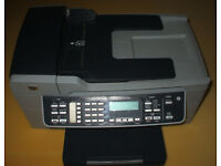 HP J5780 Inkjet Printer, Copier, Scanner and Fax With Auto Feeder.