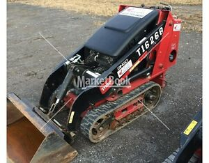 2013 Toro Dingo TX427N Stand On Skid Steer