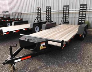 Prowler Low Bed Float Trailers