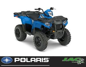 2017 polaris Sportsman 450 High Output 30.33$*/sem** Defiez nos