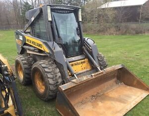 2009 New Holland L175 Skid Steer