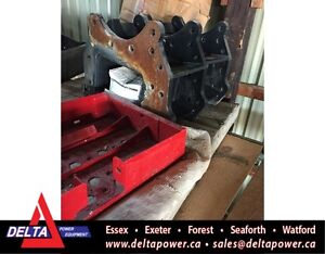 Case IH Axle Extensions