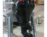 2010 Suzuki 70hp Outboard Motor - Only 60 hours